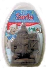 Hatchwells dog carob santa